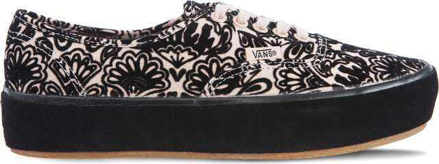 Vans AUTHENTIC PLATFORM SUEDE/ROSE VN0A3AV8U6O1M