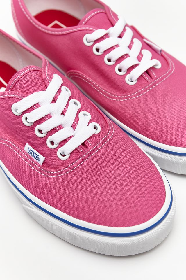 Trampki Vans  <br/><small>AUTHENTIC VJN CARMINE ROSE/TRUE WHITE </small>  VN0A38EMVJN1