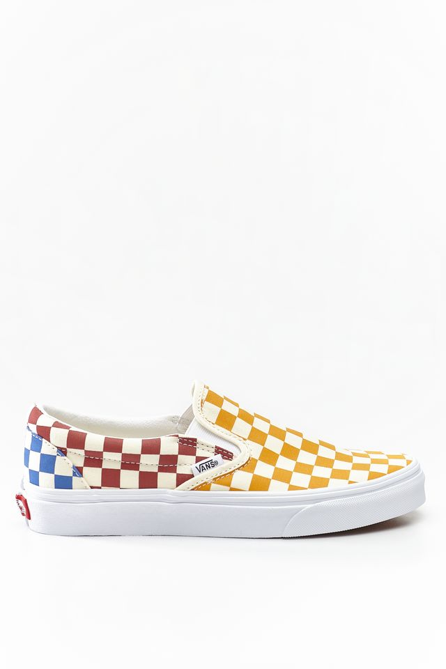 Vans CLASSIC SLIP-ON VLV MULTI/TRUE WHITE VN0A38F7VLV1