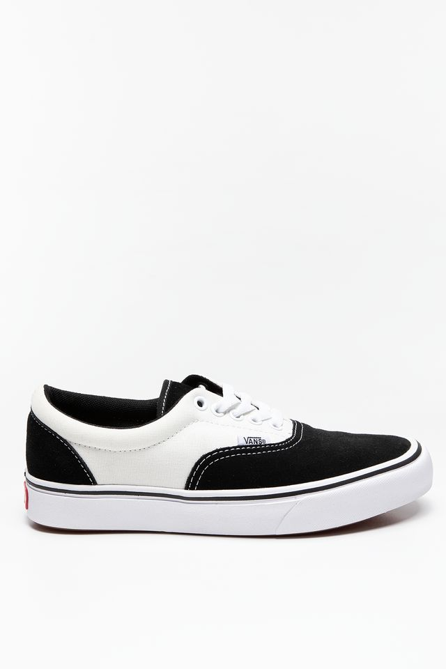 SUEDE CANVAS BLACK/MARS COMFYCUSH ERA N8K