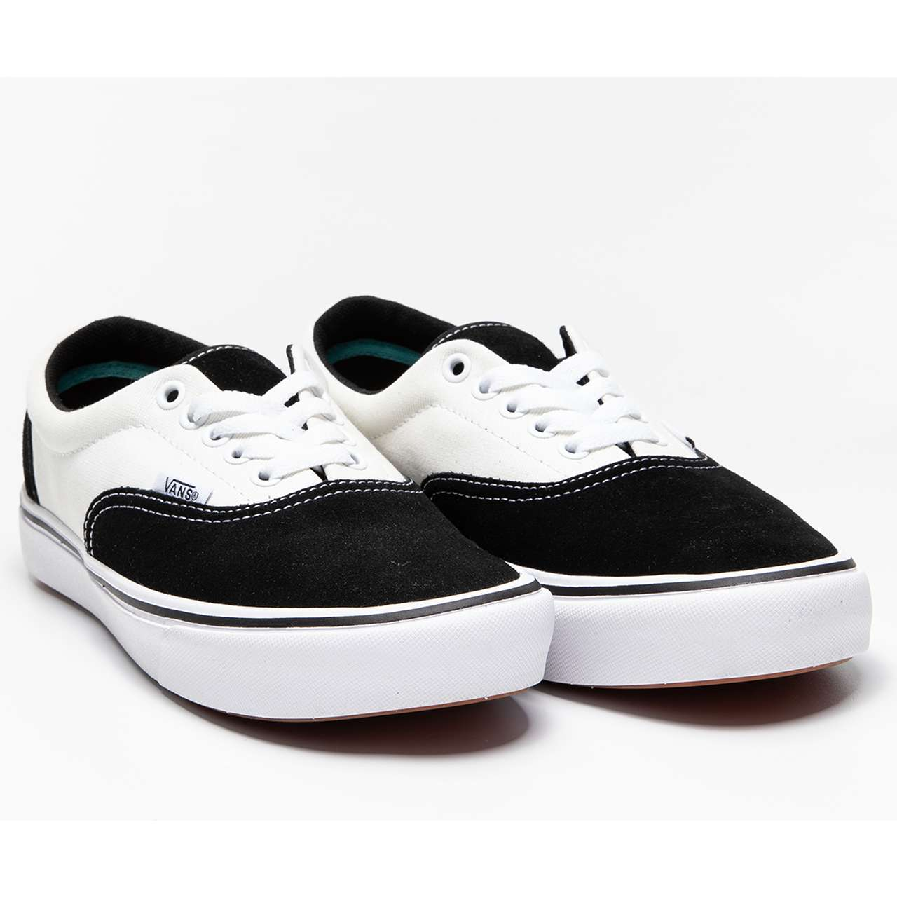Trampki Vans  <br/><small>COMFYCUSH ERA N8K SUEDE CANVAS BLACK/MARS </small>  VN0A3WM9N8K1