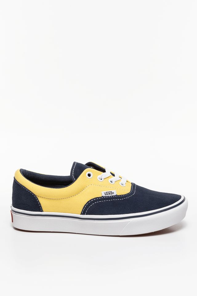 Vans COMFYCUSH ERA SUEDE/CANVAS DRESS BLUE VN0A3WM9VNO1