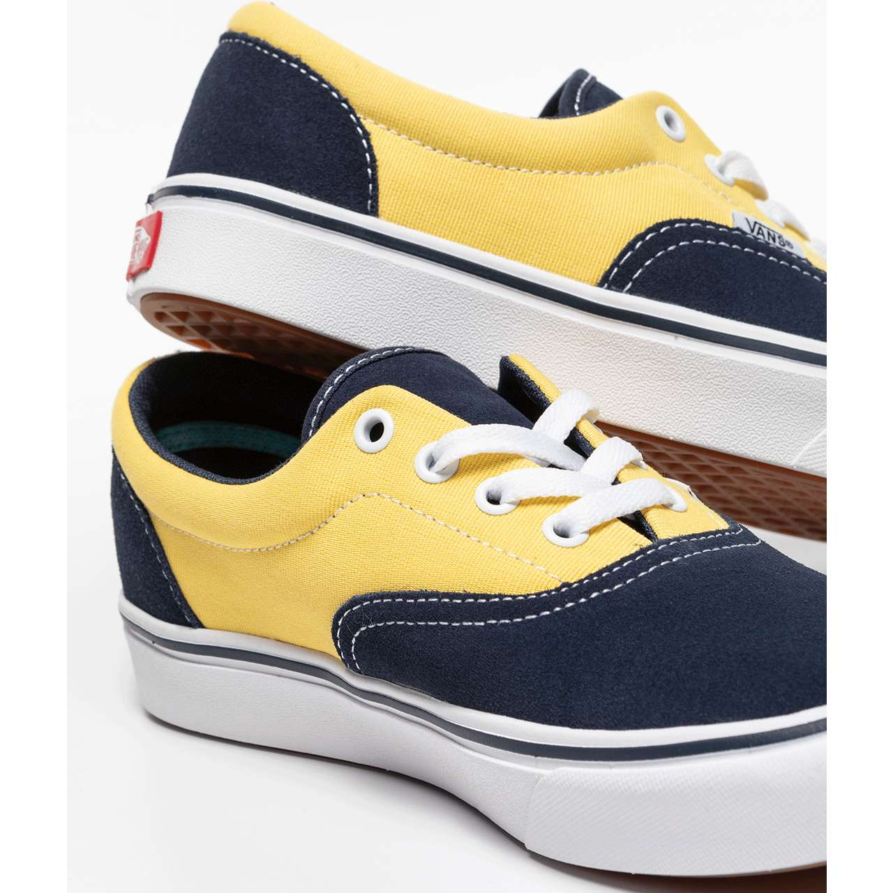 Trampki Vans  <br/><small>COMFYCUSH ERA SUEDE/CANVAS DRESS BLUE </small>  VN0A3WM9VNO1
