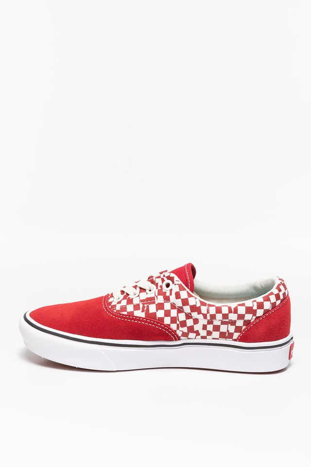 Trampki Vans  <br/><small>COMFYCUSH ERA V9Z TEAR CHECKERBOARD/RACING RED/TRUE WHITE </small>  VN0A3WM9V9Z