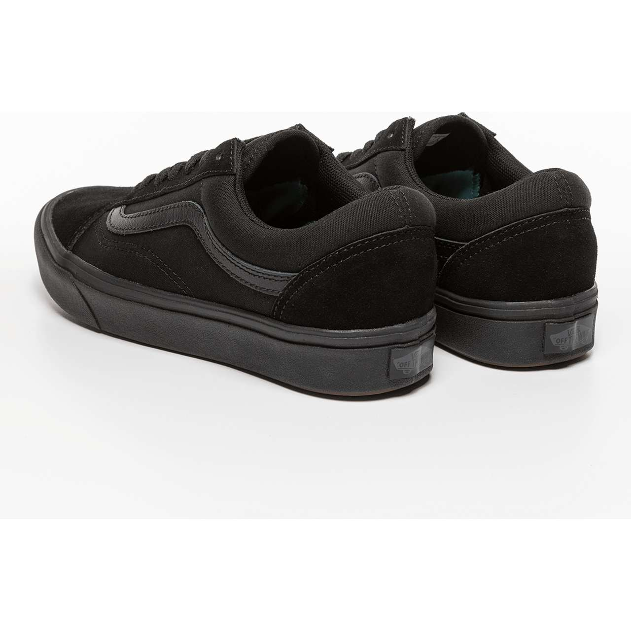 Trampki Vans  <br/><small>COMFYCUSH OLD SKOOL VND CLASSIC BLACK/BLACK </small>  VN0A3WMAVND1