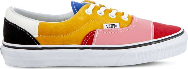 Vans ERA VMF PATCHWORK MULTI/TRUE WHITE VN0A38FRVMF1