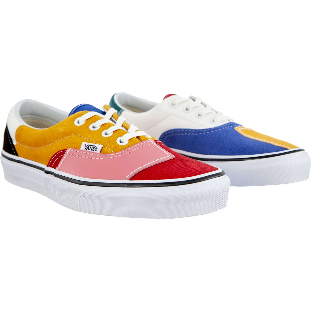 Trampki Vans  <br/><small>ERA VMF PATCHWORK MULTI/TRUE WHITE </small>  VN0A38FRVMF1