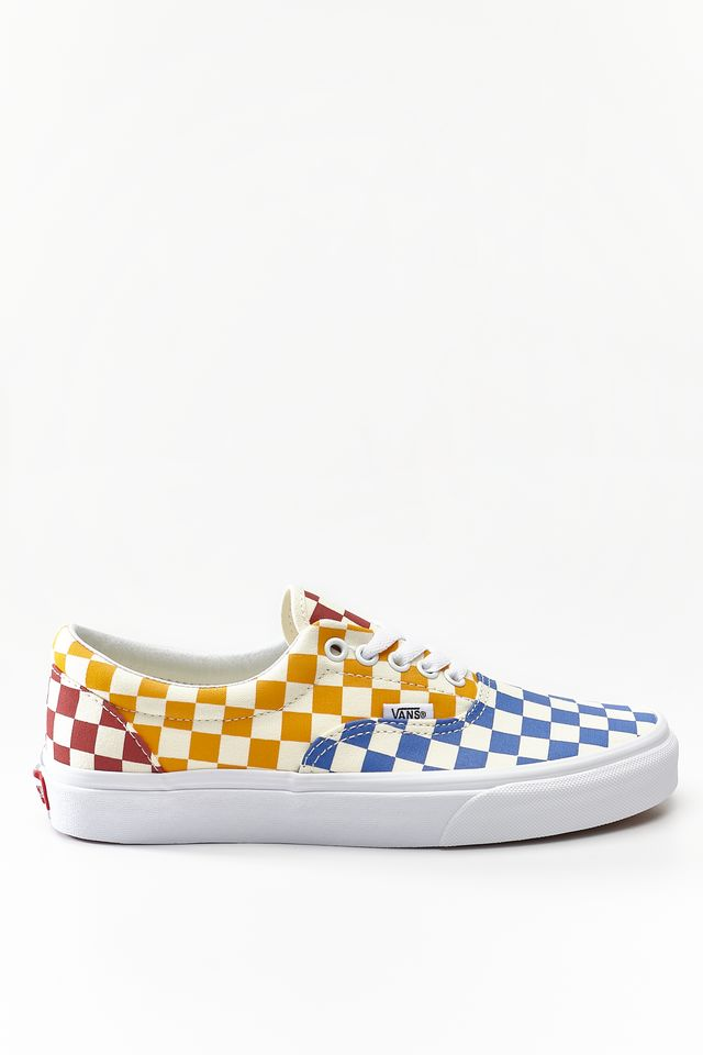 Vans ERA VLV CHECKERBOARD MULTI/TRUE WHITE VN0A38FRVLV1