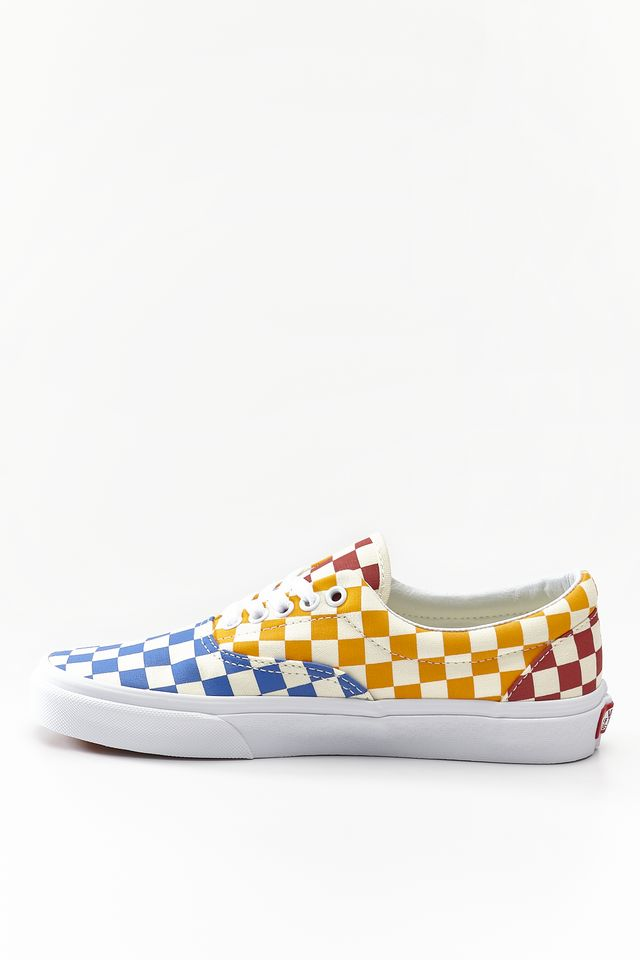 Trampki Vans  <br/><small>ERA VLV CHECKERBOARD MULTI/TRUE WHITE </small>  VN0A38FRVLV1