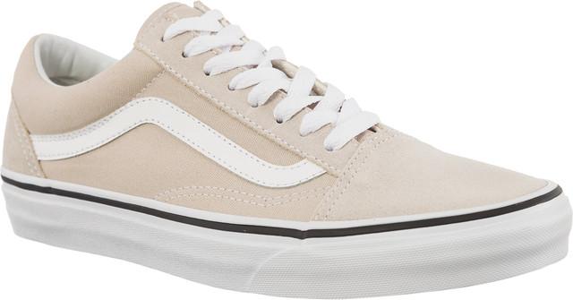 Vans OLD SKOOL QA3 SILVER LINING/TRUE WHITE VA38G1QA3