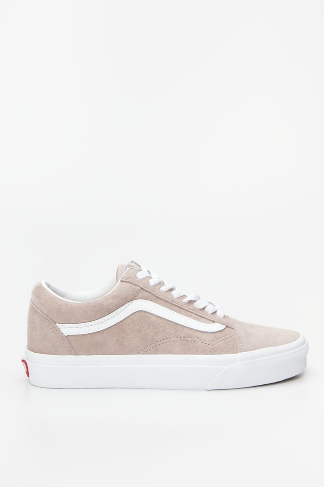 Vans OLD SKOOL V79 (PIG SUEDE) SHADOW GREY/TRUE WHITE VN0A4BV5V79