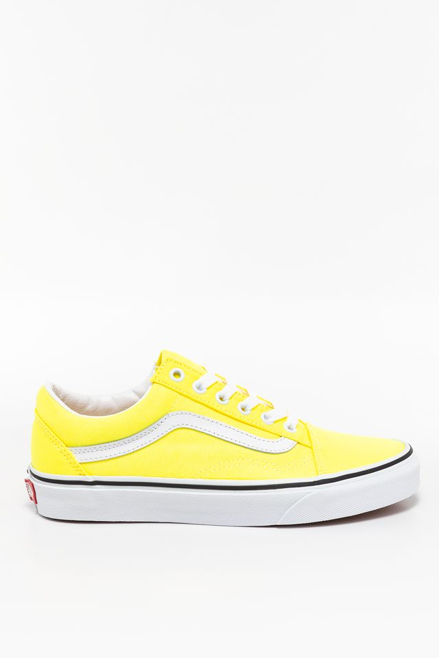 (NEON) LEMON TONIC/TRUE WHITE OLD SKOOL WT7 NEON