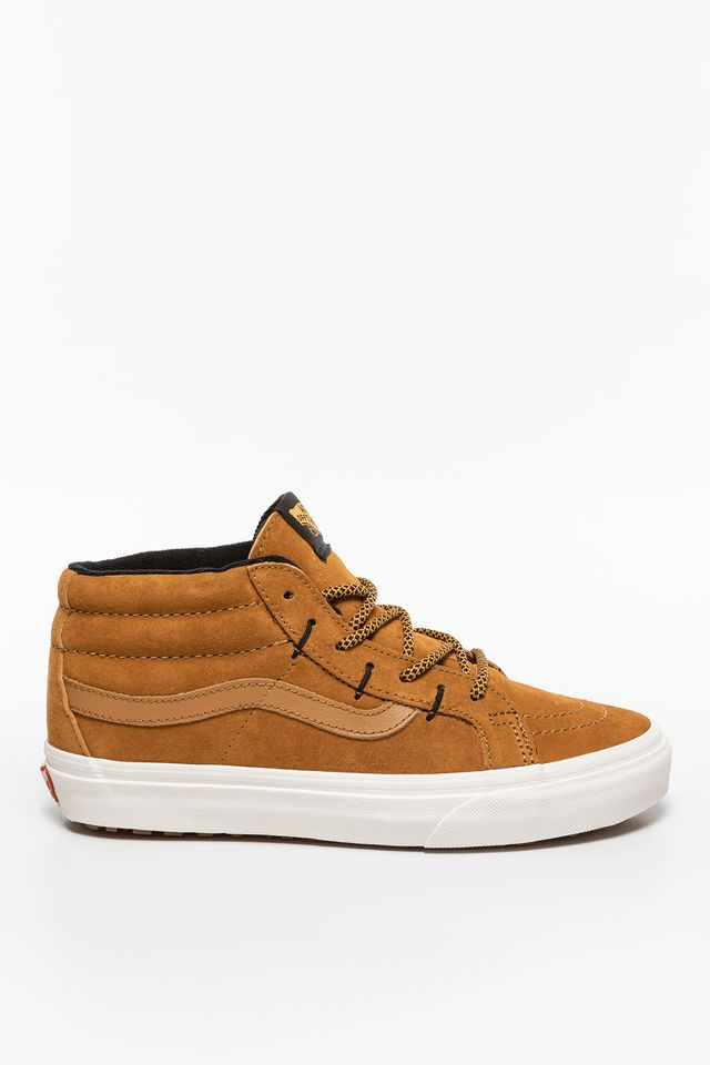 Vans SK8-MID REISSUE GHILLIE MTE UCS SUDAN BROWN/MARSHMALLOW VN0A3TKQUCS1