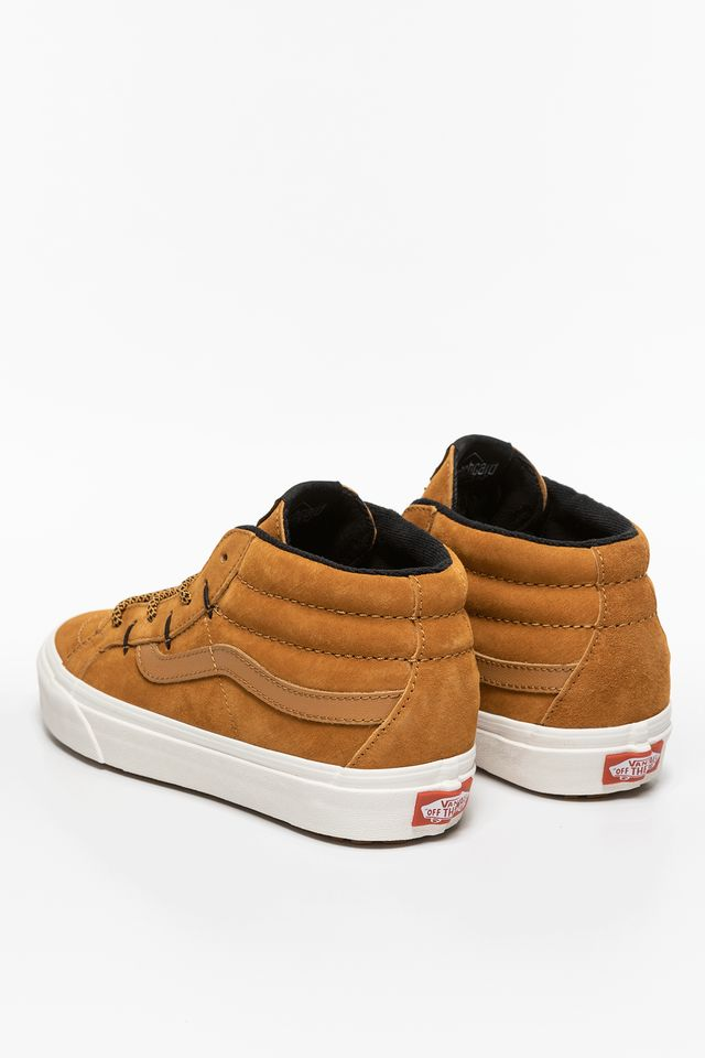 Trampki Vans  <br/><small>SK8-MID REISSUE GHILLIE MTE UCS SUDAN BROWN/MARSHMALLOW </small>  VN0A3TKQUCS1