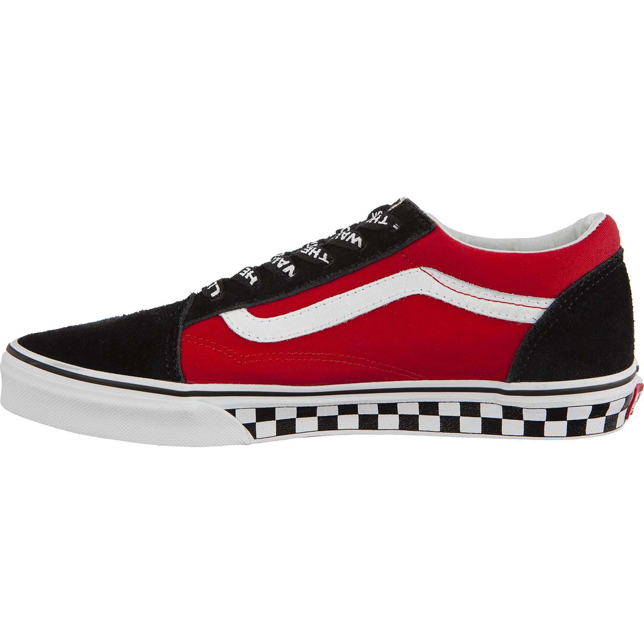 Trampki Vans  <br/><small>OLD SKOOL VI7 LOGO POP BLACK/TRUE WHITE </small>  VN0A38HBVI71