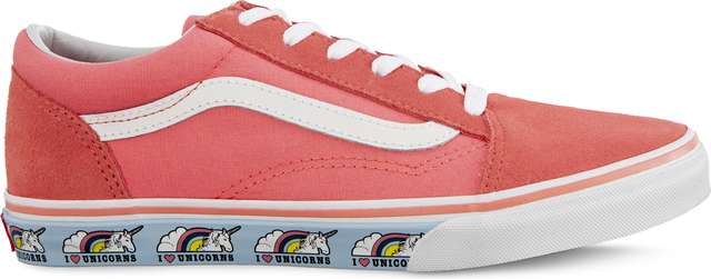 Vans OLD SKOOL VE0 UNICORN STRAWBERRY PINK VN0A38HBVE01