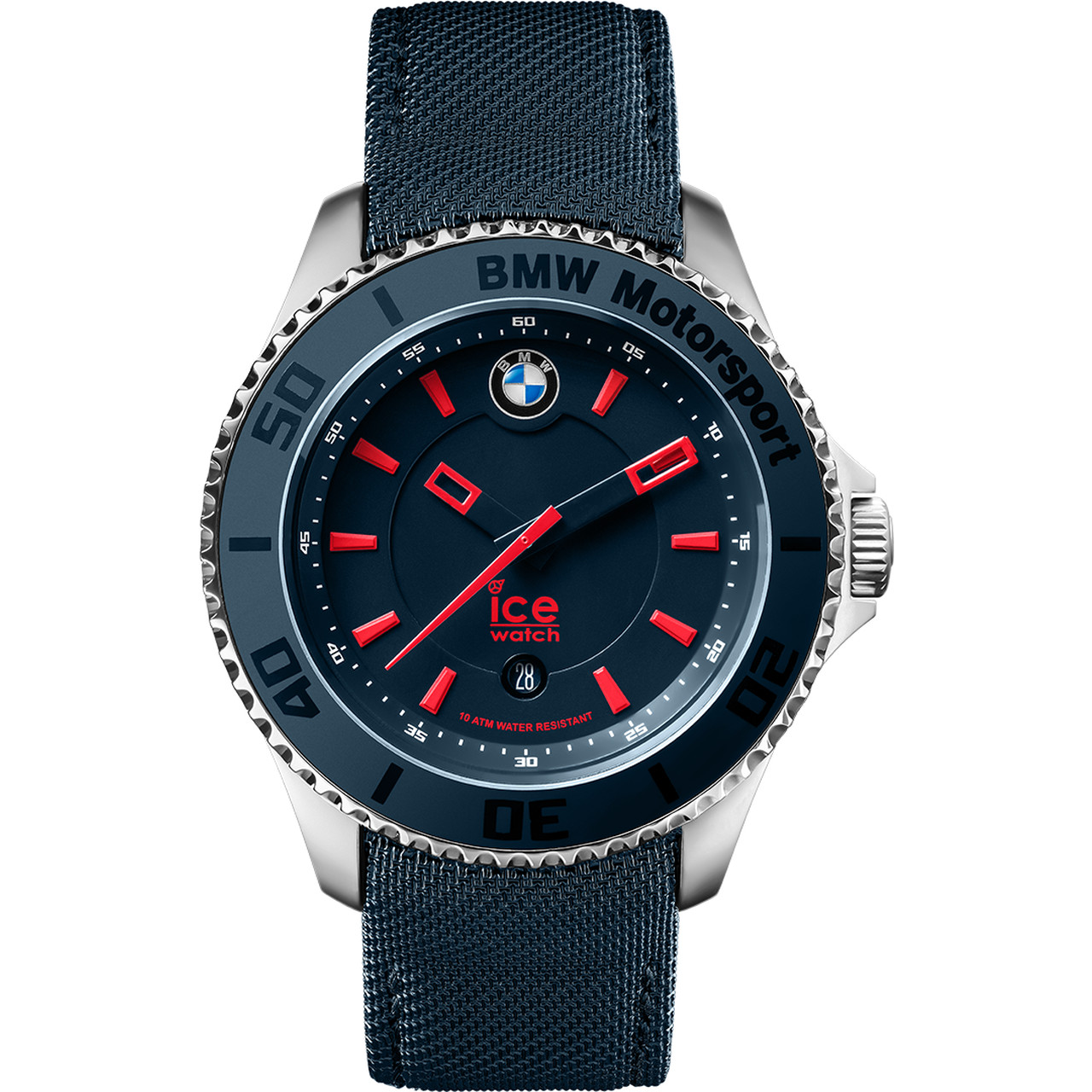 Zegarek Ice Watch  <br/><small>BMW Motorsport Steel Case 001118 </small>