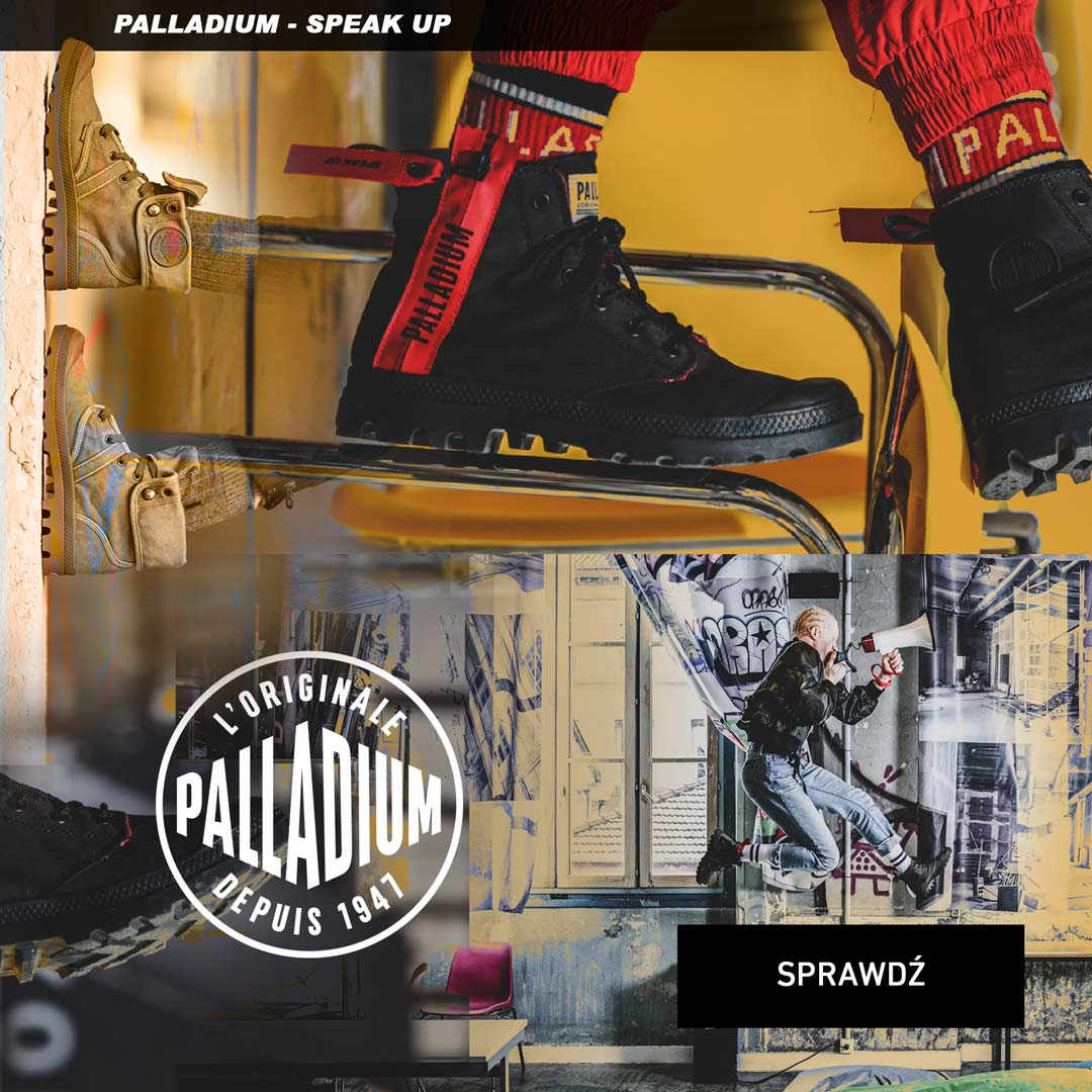Palladium - speak up