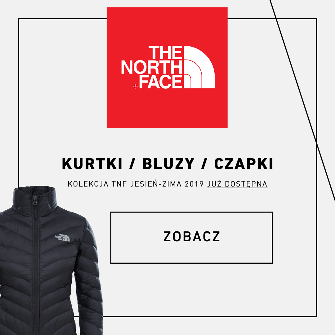 The North Face - kurtki jesień zima