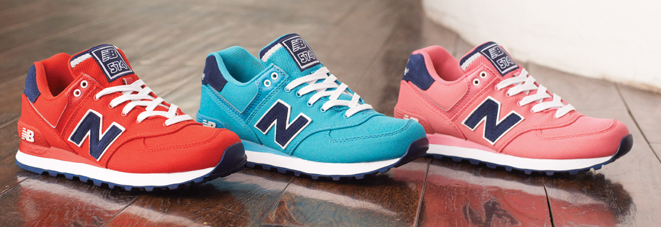 New Balance 574 POLO PACK