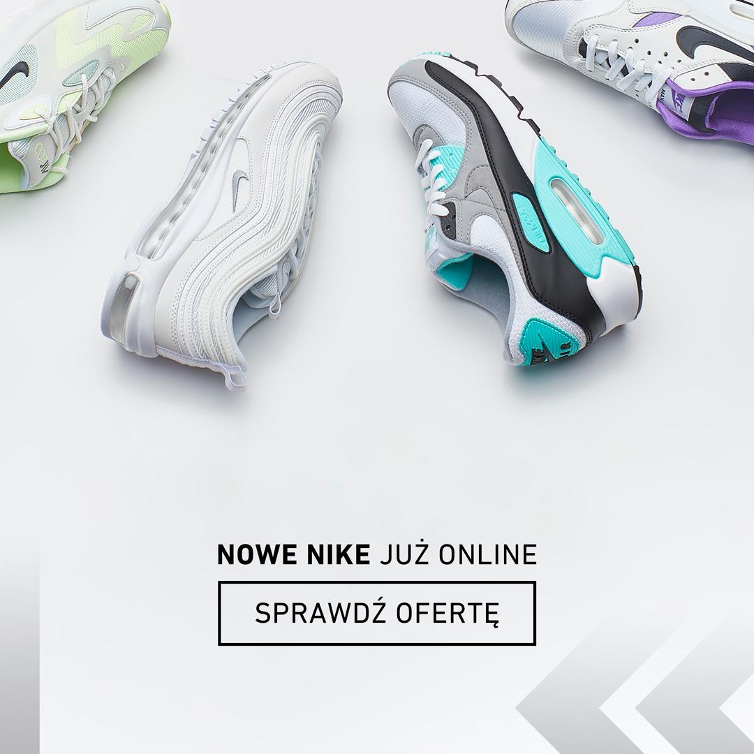 Nowe Nike już online. Sprawdź ofertę